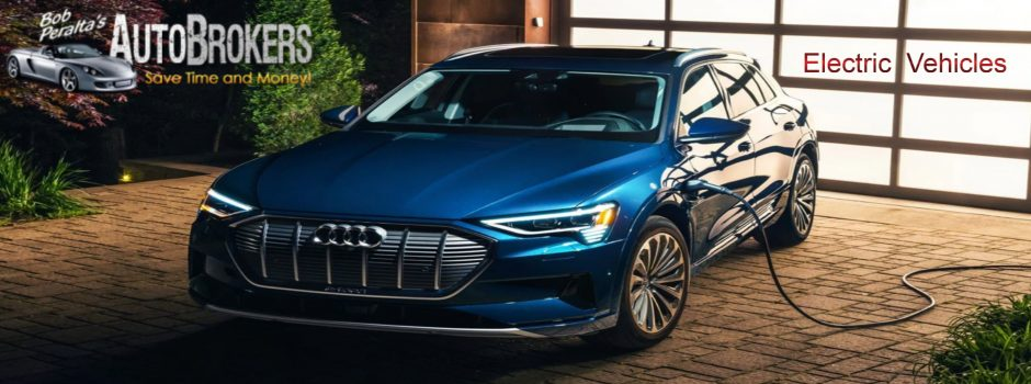 2021 Audi E-Tron Electric Vehicle